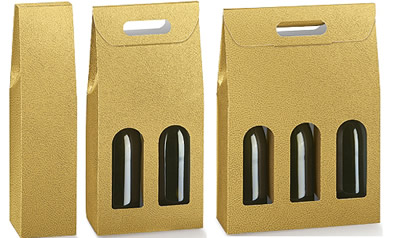 Carton Wine Boxes