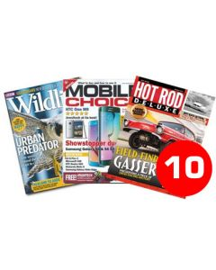 Magazine Bundle Large